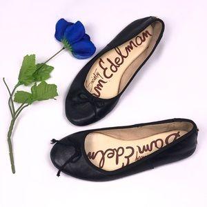 Sam Edelman Carrie Ballerina Flats, Size 6.5